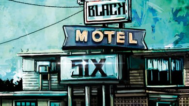 Photo of BLACK MOTEL SIX (ITA) «For a long time» CD EP 2013 (Revalve Records)