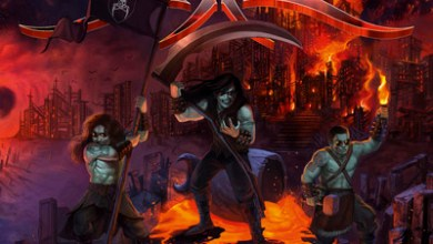 Photo of SCYTHE (USA) «Subterranean steel» CD 2013 (Primitive Reaction Records)