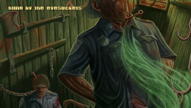 Photo of ROTTREVORE (USA) «Hung by the Eyesockets» CD EP 2013 (Xtreem Music)