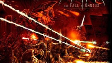 """Photo of NEPHRENKA (FRA) """"The fall of Ominous"""" CD 2013 (Kaotoxin Records)"""