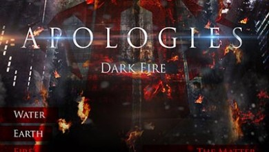 Photo of APOLOGIES (ESP) «Dark fire» CD 2013 (Autofinanciado)