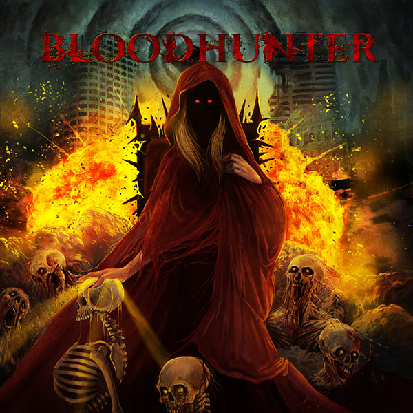 bloodhunter - blood WEB