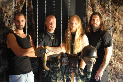 legions of war band pic