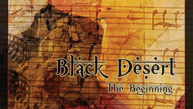 Photo of BLACK DESERT (ESP) «The beginning» CD 2013 (Autofinanciado)