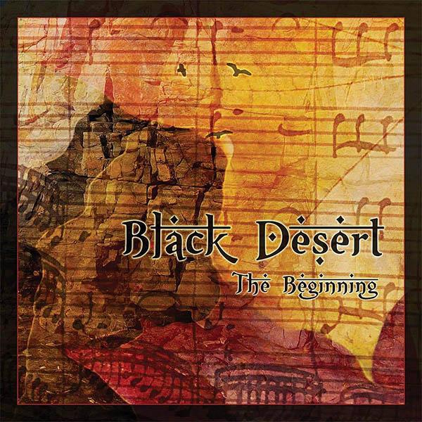 black desert - beggining - web