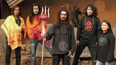 Photo of DYING OUT FLAME (Nepal) firman con Xtreem Music