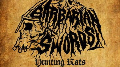 Photo of BARBARIAN SWORDS (ESP) «Hunting rats» DIGIPACK 2014 (Blood Fire Death)