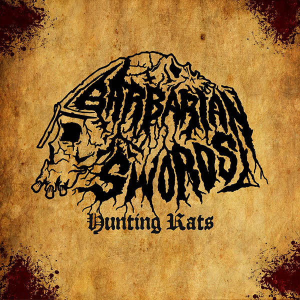barabarian swords - hunting web