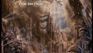 Photo of RECKLESS MANSLAUGHTER (ALE) «Blast into oblivion» CD 2013 (Final Gate Records/ Rotten Roll Rex)