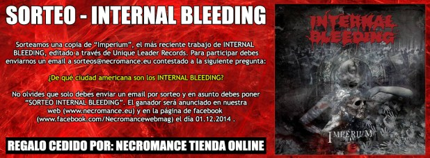 SORTEO INTERNAL BLEEDING