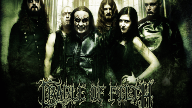 Photo of CRADLE OF FILTH firman con Nuclear Blast a nivel mundial