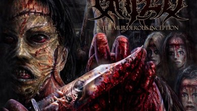"""Photo of GAPED (AUSL) """"The murderous infection"""" CD 2014 (Lacerated Enemy Records)"""