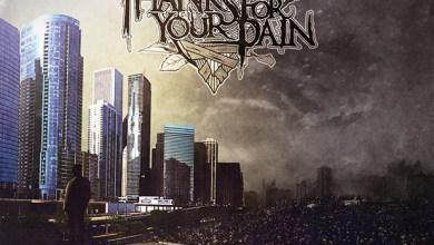 Photo of THANKS FOR YOUR PAIN (UKR) «Anywhere is everywhere» DIGITAL CD 2014 (Metal Scrap Records)
