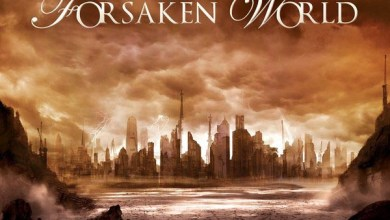 """Photo of FORSAKEN WORLD (FRA) """"Fragments"""" CD 2014 (Art Gates Records)"""