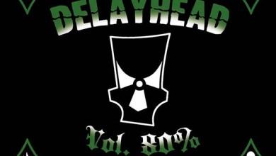 Photo of DELAYHEAD (FIN) «Vol. 80%» CD 2014 (Inverse Records)
