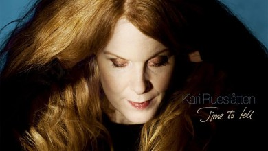 Photo of KARI RUESLATTEN (NOR) «Time to tell» CD 2014 (Icarus Music)
