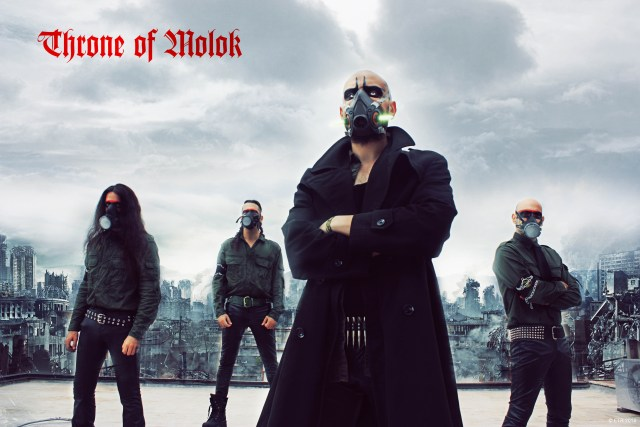 throne of molok - beat banda