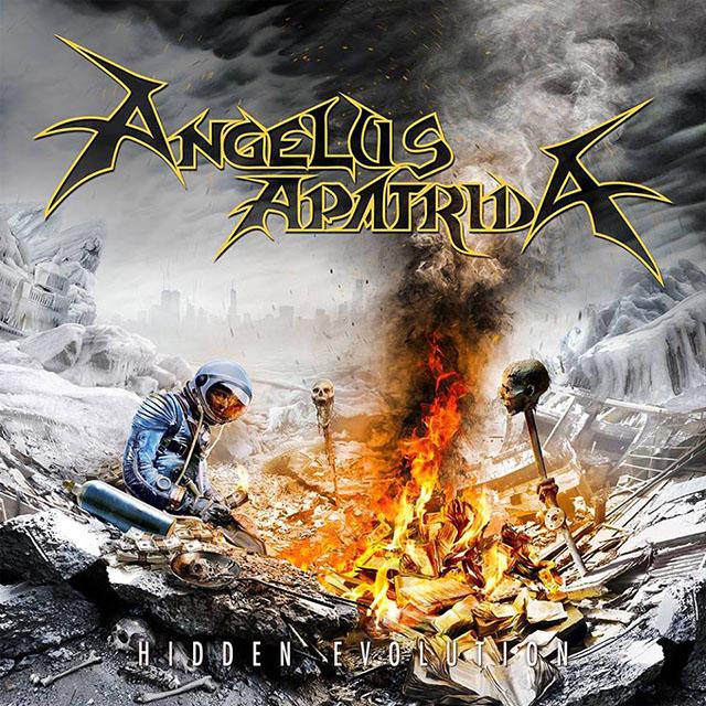 angelus - hidden web