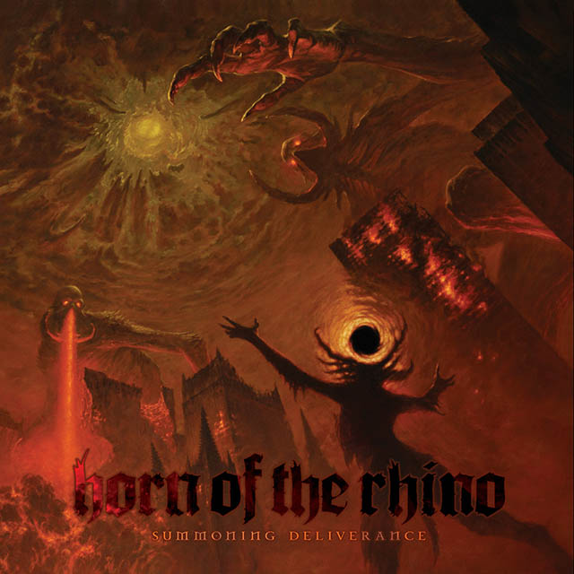 horn of the rhino - summo web