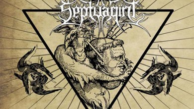 """Photo of SEPTUAGINT (GRC) """"Negative void trinity"""" MCD 2014 (Forever Plagued Records)"""