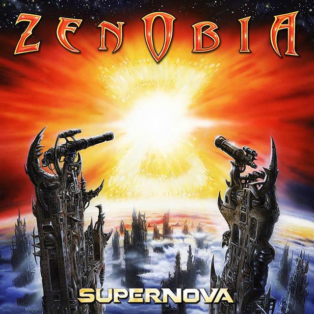 zenobia - supernova web