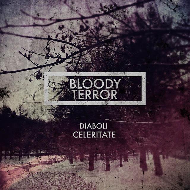 BLOODY TERROR - Diaboli Celeritate - web