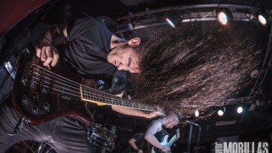 Photo of LIVE SHOTS – STAINED BLOOD + INYOURFACE + THE THOUSAND FACES (SALA REPUBLIK, MADRID, 07.03.2015)