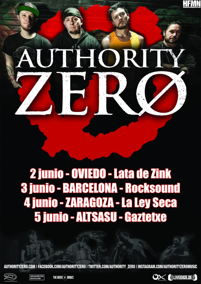 authority zero web