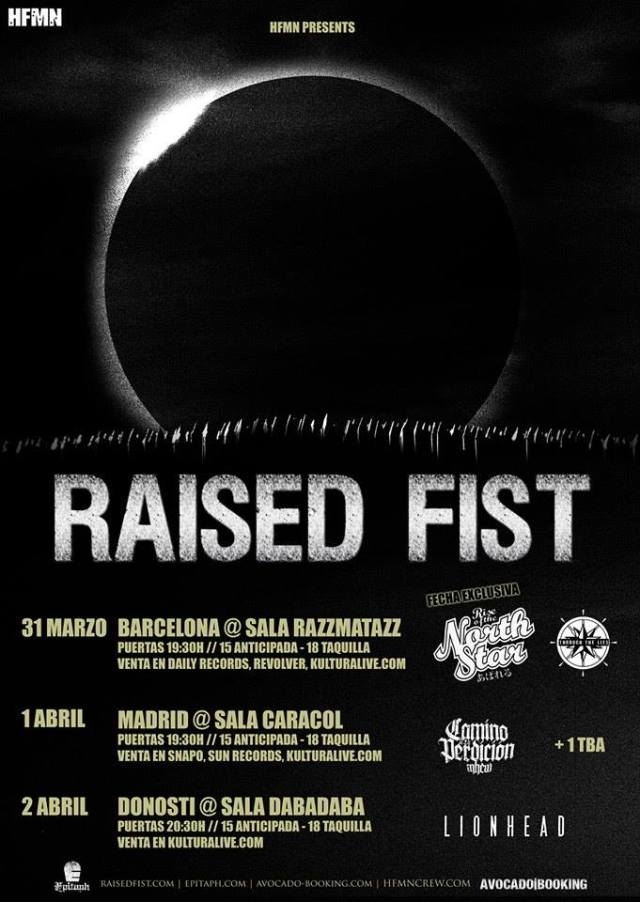 raised fist cartel