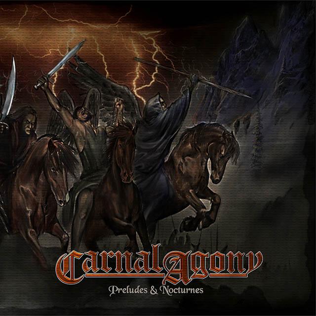 carnal agony - preludes - web