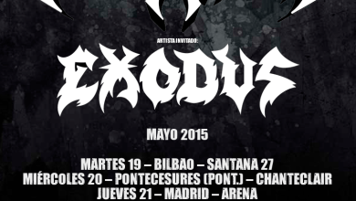 Photo of [AGENDA] TESTAMENT + EXODUS – Gira nacional (FRONTLINE)