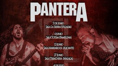 Photo of [NOTICIAS] THE GREAT SOUTHERN (Tributo a Pantera) – Tour nacional en Junio,Julio y Septiembre