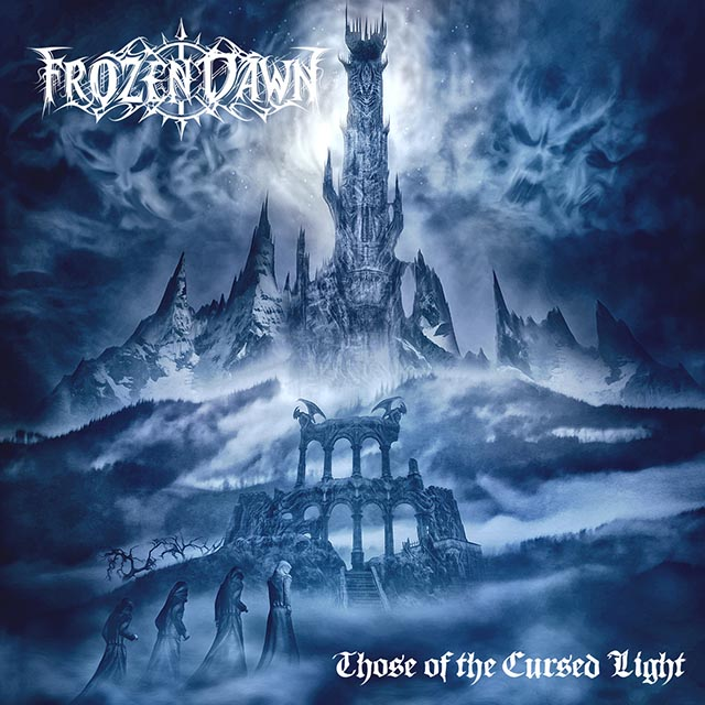 frozen dawn - those - web
