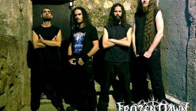 Photo of [ENTREVISTAS] FROZEN DAWN (ESP)