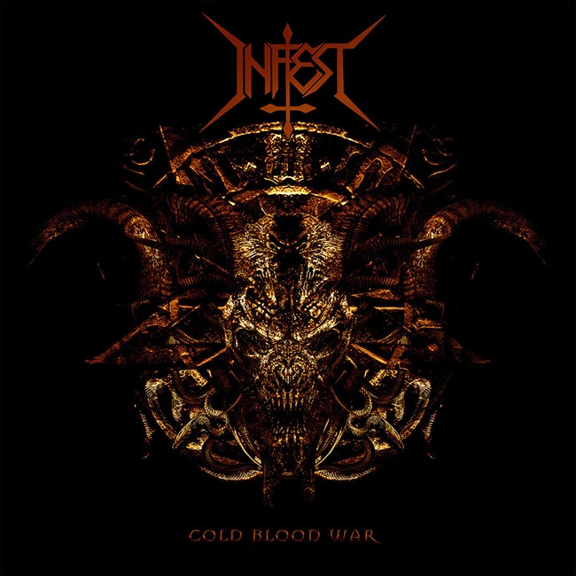 infest - cold - web