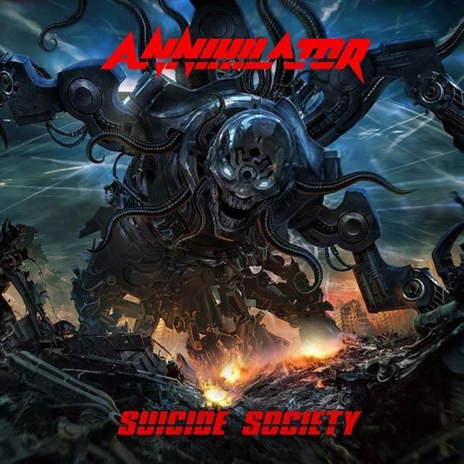 Annihilator - Suicide Society - web