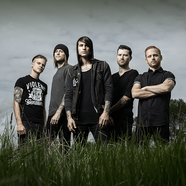 blessthefall - those - picture