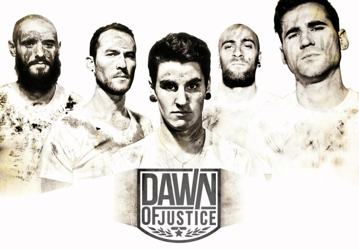 dawn of justice foto