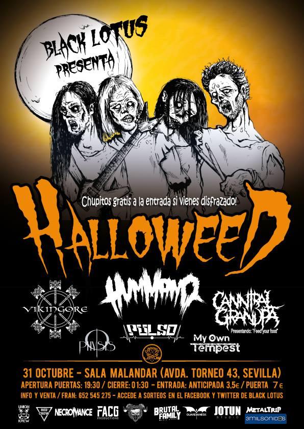 halloweed fest