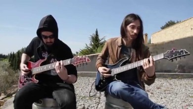 Photo of [VIDEOS] TASTE MY SWEET REVENGE (ESP) «Captain of the undead» (Guitar Playthrough)