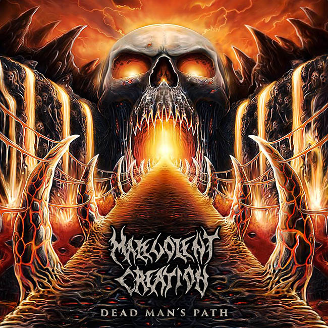 Malevolent creation - dead - web