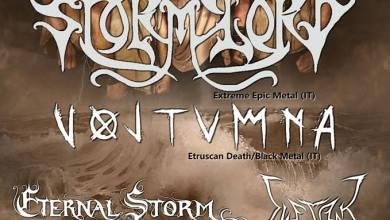 Photo of [GIRAS Y CONCIERTOS] STORMLORD + VOLTUMNA + ETERNAL STORM + ULFSARK – Sala Siroco, 25.10.2015 Madrid (Valknut Music Productions)
