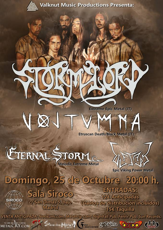 stormlord madrid