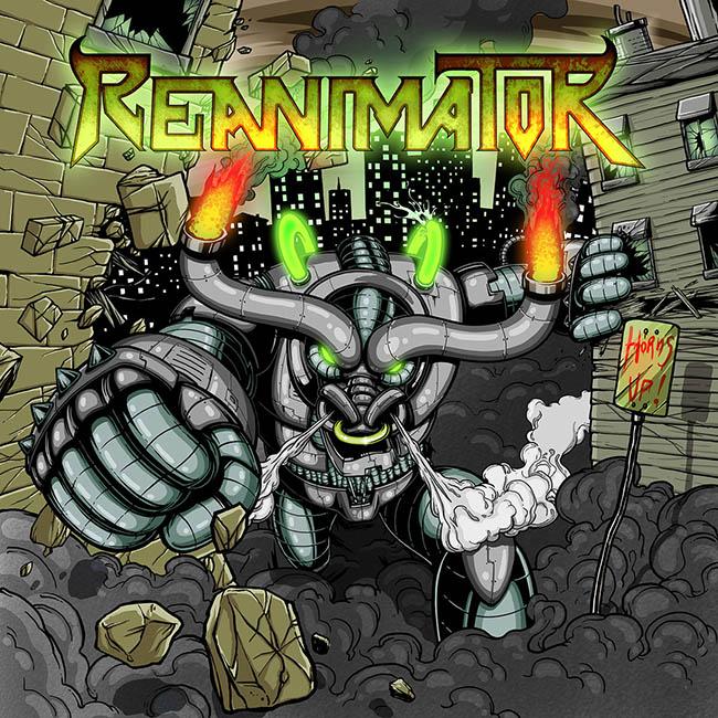 Reanimator - horns - web