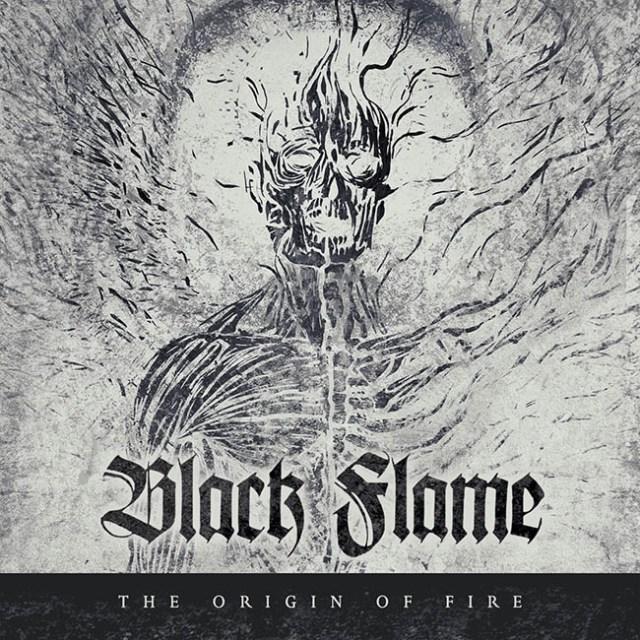 black flame cd