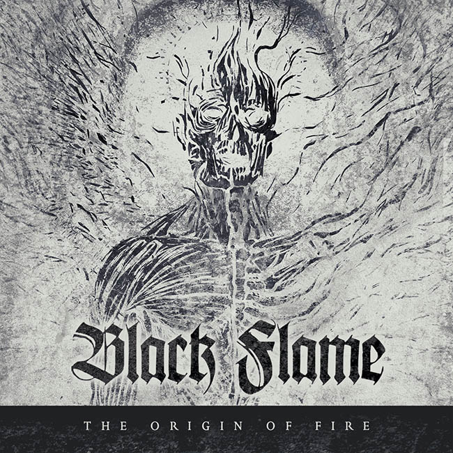 black flame cd