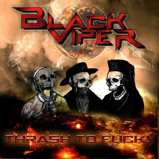 black viper - thrash - web