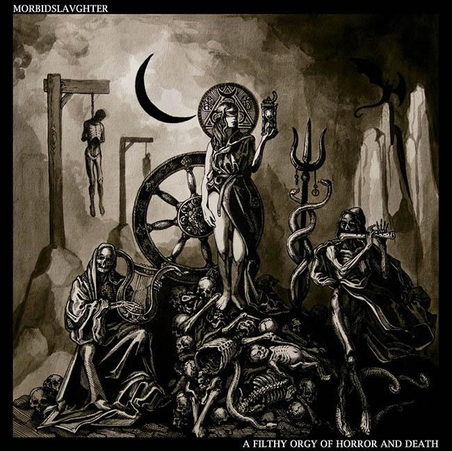morbid slaughter - filthy - web