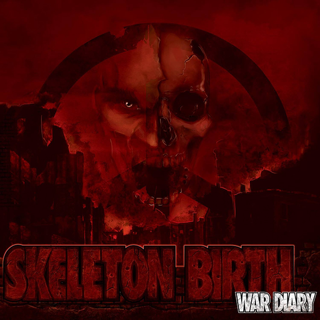 skeleton birth - war - web