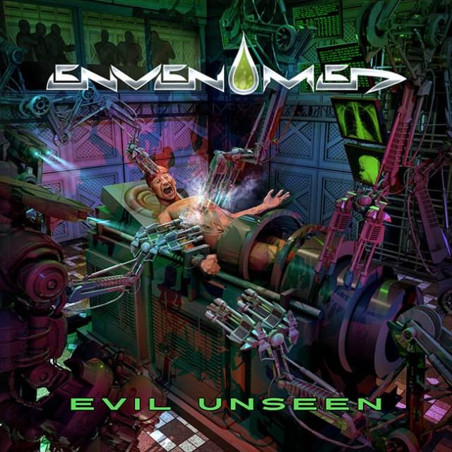 envenomed - evil - web